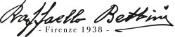 raffaello bettini logo